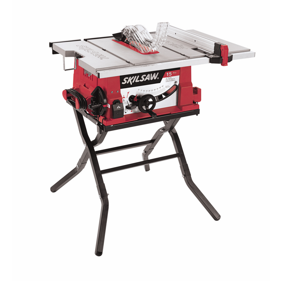 Shop Skil 15 Amp 10 Quot Table Saw At Lowes Com