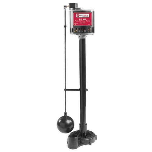 Utilitech 1 3 Hp Sump Pump Sump Pump Ratingssump Pump
