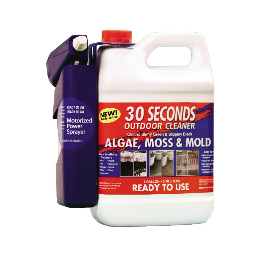 Shop 30 SECONDS Gallon Outdoor Cleaner at Lowes.com