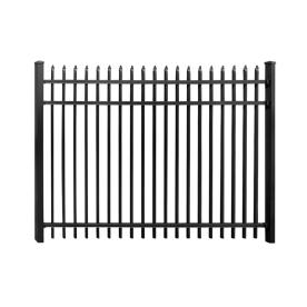 Lowes Freedom Aluminum Fencing Panels Metal Fencing Outdoor