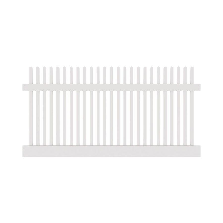 Shop Barrette Contractor Keswick Straight White Gothic
