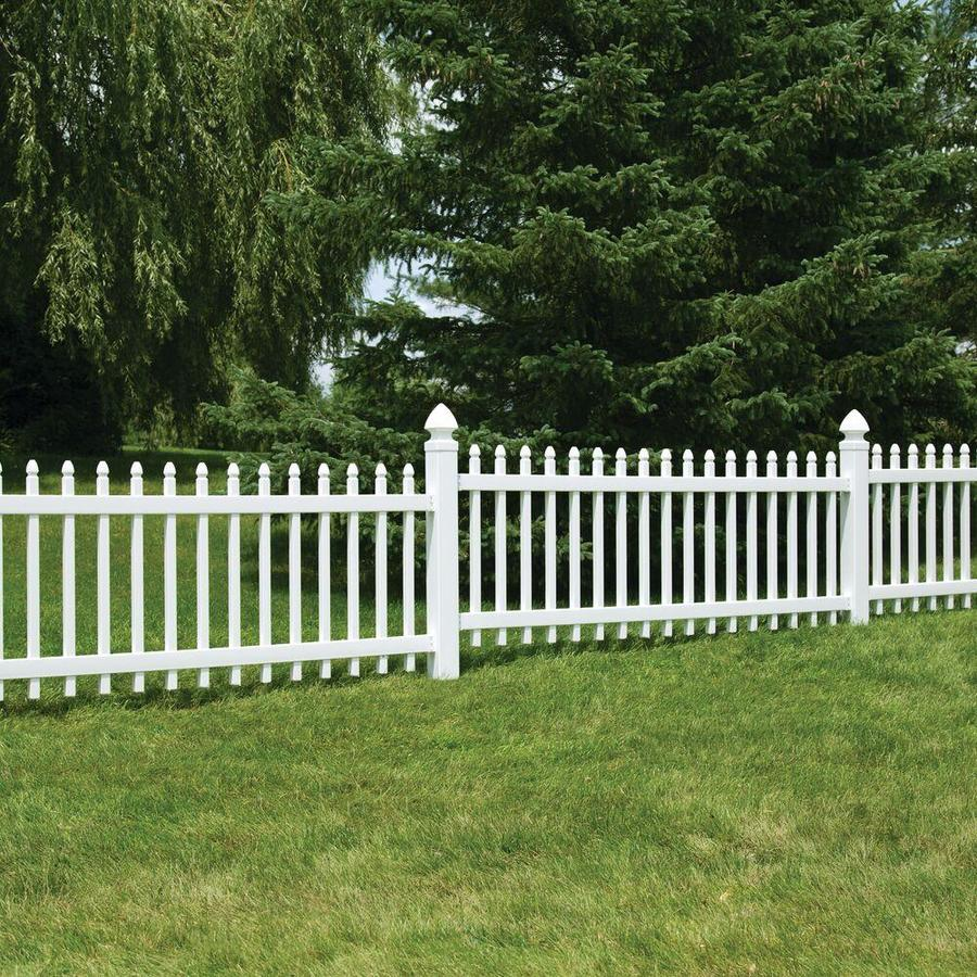 Shop Freedom Common 6 Ft X 5 Actual 604 4875 New Fence 16 2 Butterfly Installation