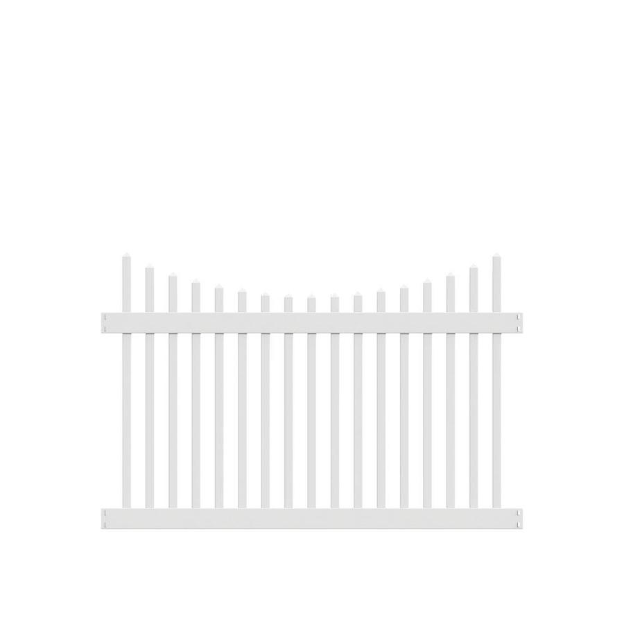 Vinyl Fencing On Pinder