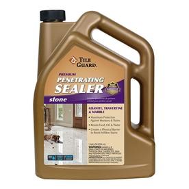 Shop Tile Guard 128 Oz Natural Stone Sealer Pro At Lowes Com