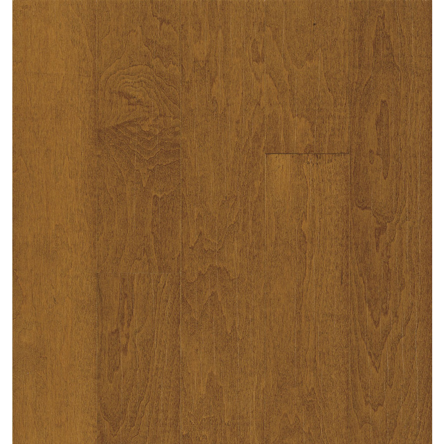 Shop Bruce Westchester Plank 4 5 In W Prefinished Maple