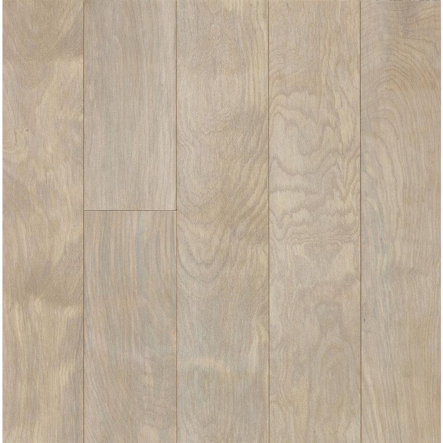 Shop Bruce 0 375 In Birch Locking Hardwood Flooring Sample