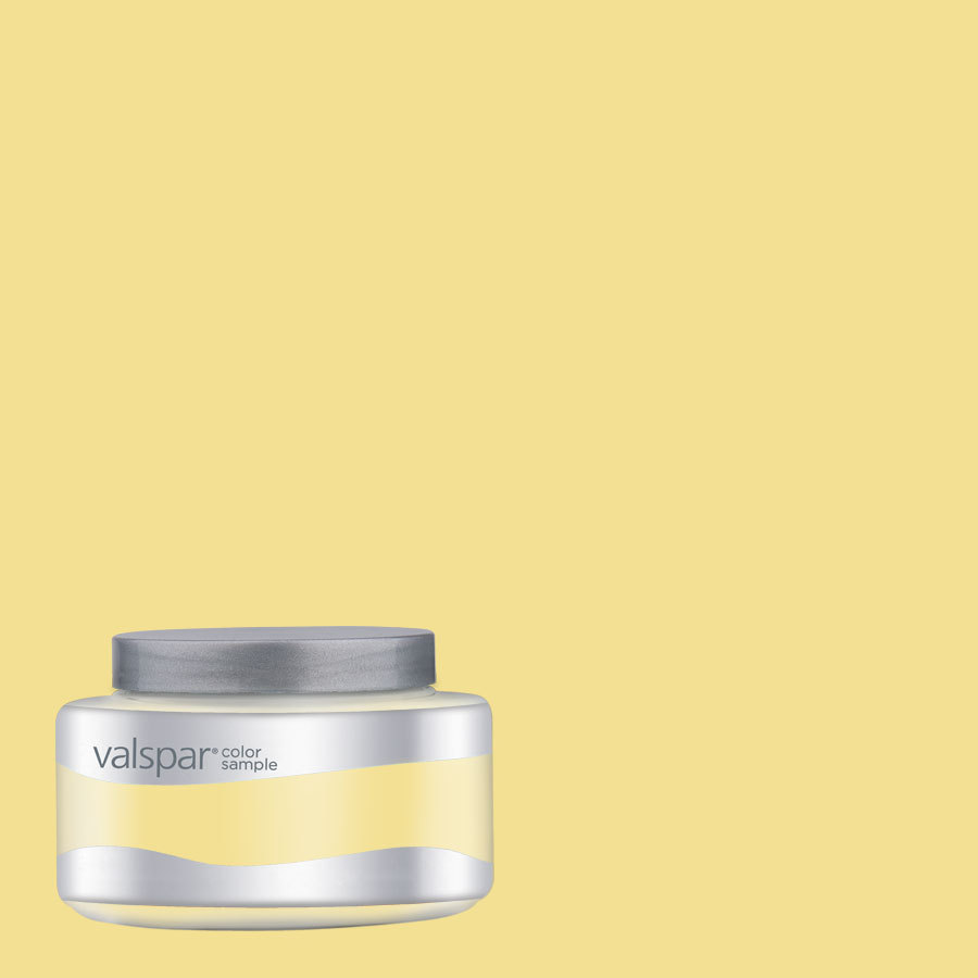 Shop eddie bauer colors by valspar 8 oz cottage yellow - What is satin paint ...