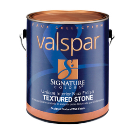 Shop valspar signature colors 1 gallon interior flat clear - Valspar integrity exterior paint ...