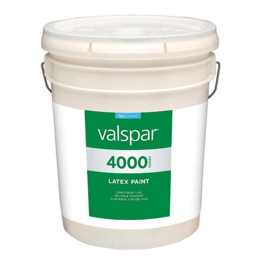 Shop Valspar 5 Gallon Size Container Interior Flat Antique