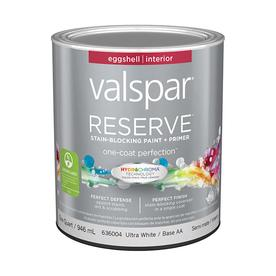 Display Product Reviews For Reserve Eggshell Latex Interior Paint And Primer  In One (Actual Net