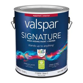 High Quality Display Product Reviews For Signature Eggshell Latex Interior Paint And  Primer In One (Actual Net