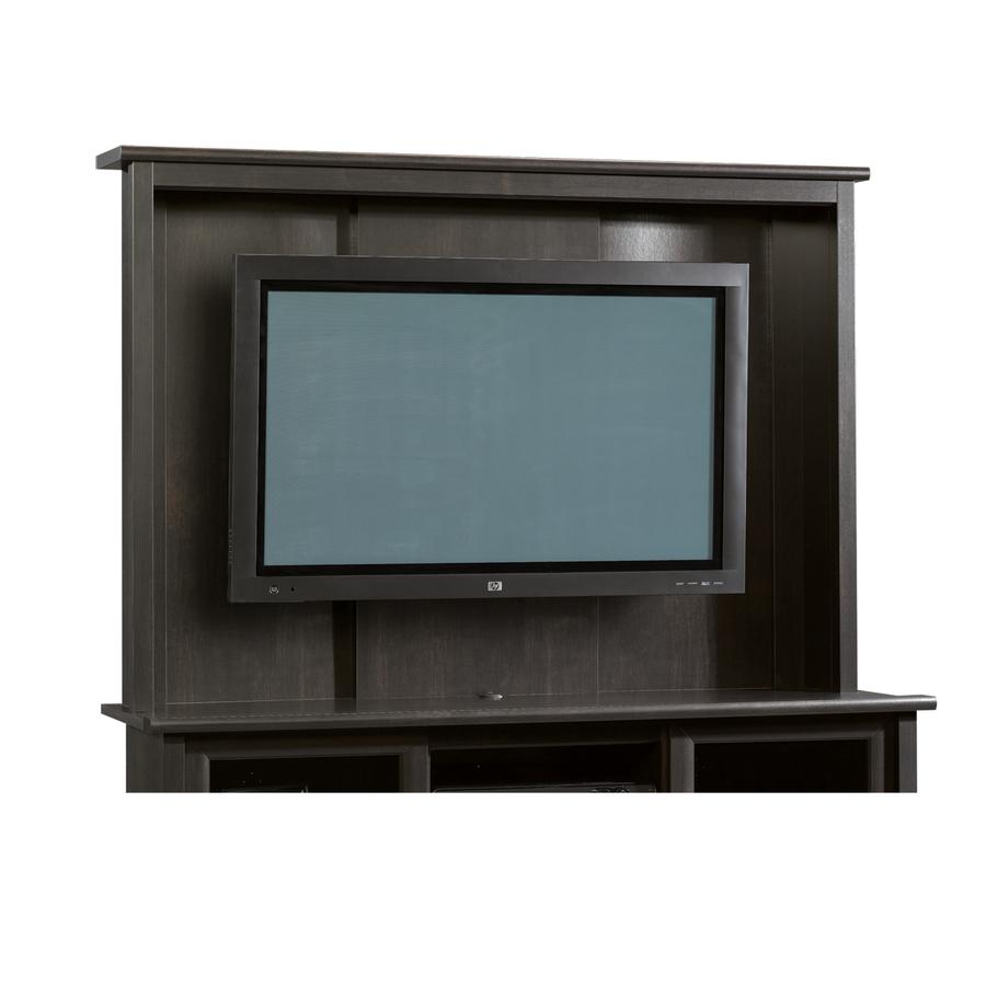 Sauder Edge Water Estate Black Television Stand