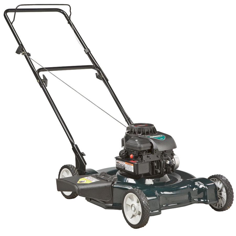 Shop Bolens 158 Cc 22 In Side Discharge Gas Push Lawn