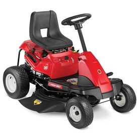 Shop Troy Bilt Tb30r 10 5 Hp Manual 30 In Riding Lawn