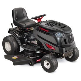 Troy-Bilt XP Horse XP CA 20-HP  Hydrostatic 46-in Riding Lawn Mower with Mulching Capability (Kit Sold Separately) CARB 13YX79KT211