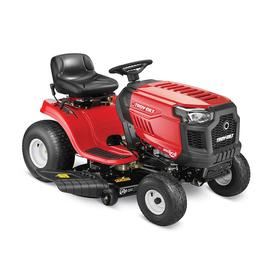 Troy-Bilt Bronco 19-HP  Automatic 42-in Riding Lawn Mower with Mulching Capability (Kit Sold Separately) CARB 13AK78BS211