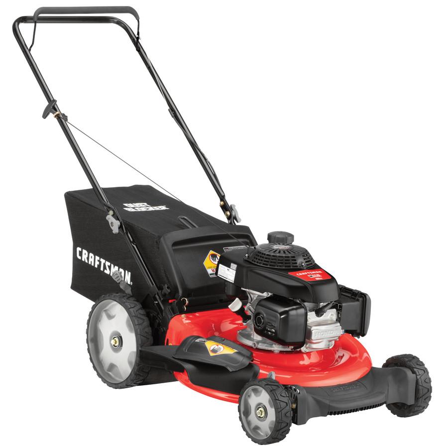CRAFTSMAN M140 160-cc 21-in Gas Push Lawn Mower with Honda Engine   CMXGMAM1125500
