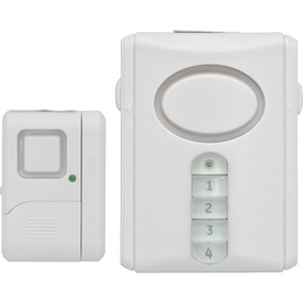 Shop Ge Personal Security Alarm System Kit At Lowes Com