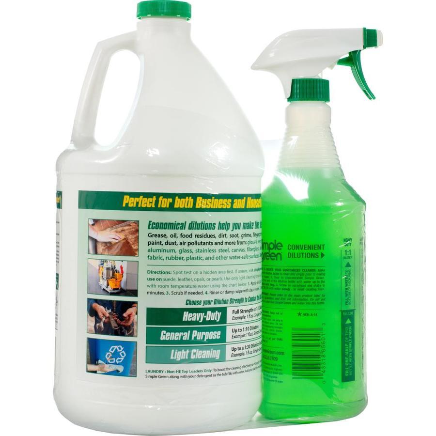 Simple Green 1 Gallon Safras