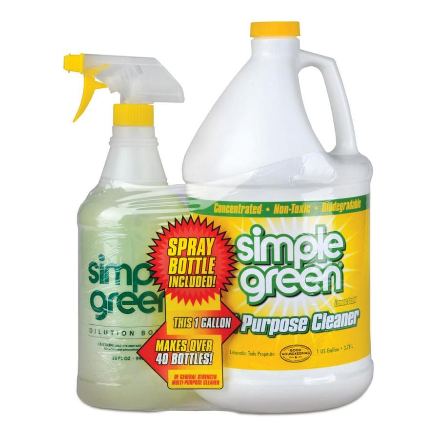 Shop Simple Green Lemon Gallon Lemon All Purpose Cleaner
