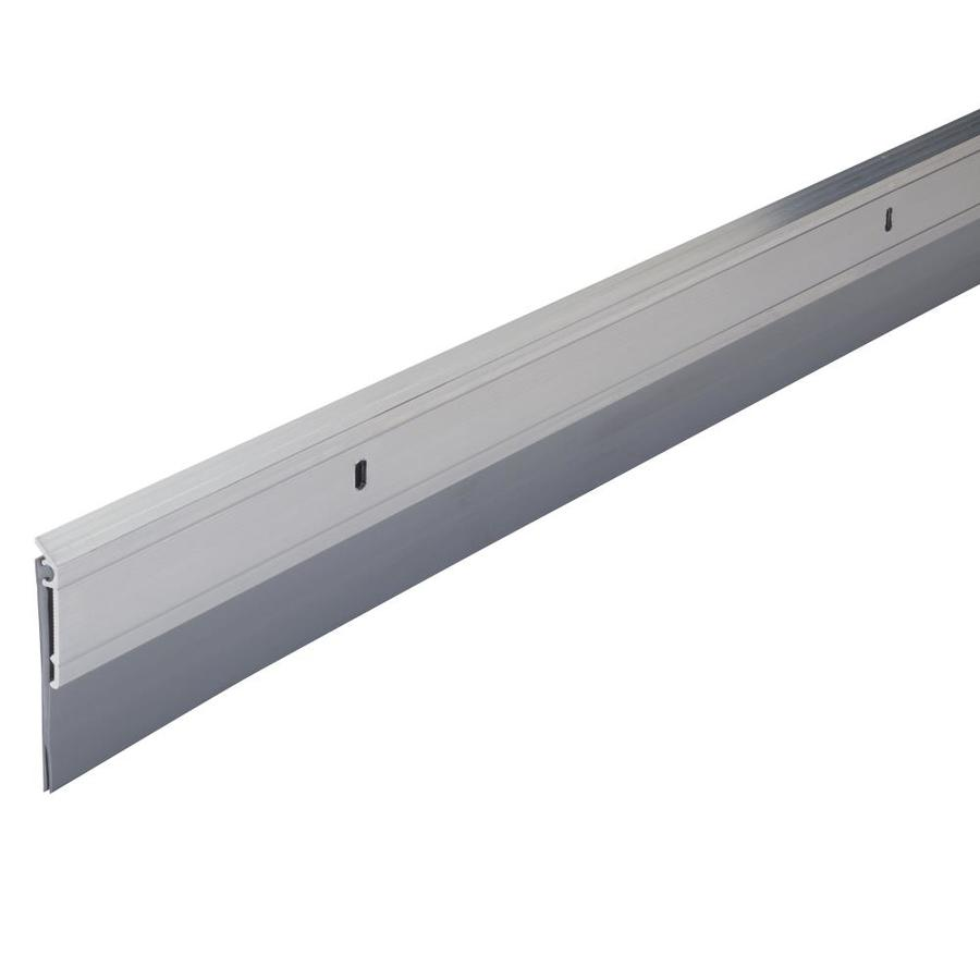 Shop M D Building Products 2 062 In X 3 Ft Aluminum