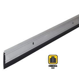 Md building products vinyl entry aluminum exterior door - Commercial door sweeps for exterior doors ...
