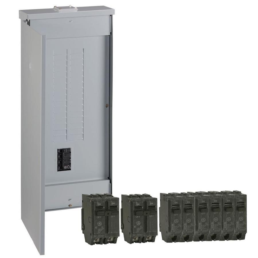 Ge 32 Circuit Space 150 Amp Main Breaker Load Center Value Pack Shop Eaton 20circuit 10space 100amp