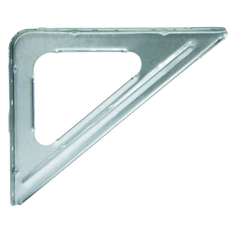 Shop Simpson Strong-Tie Heavy-Duty Shelf Bracket at Lowes.com