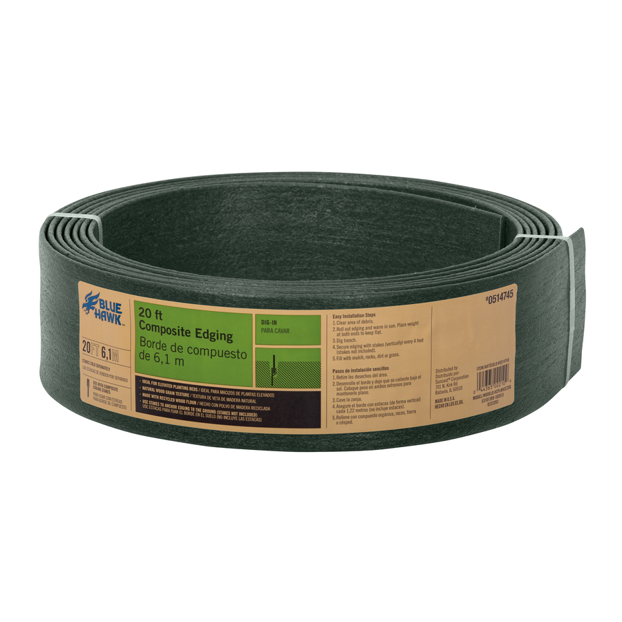 Lowes Lawn Edging