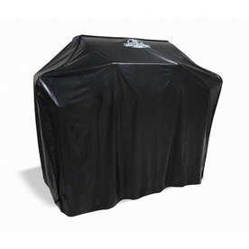 Shop Grill Master Black Vinyl 54 In Gas Grill Cover At
