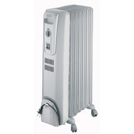 Delonghi Compact Convection Electric Amp Oil Filled Radiator