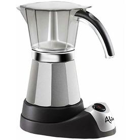 DeLonghi EMK6 Alicia Electric Moka Espresso Coffee Maker