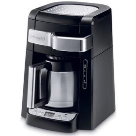 Delonghi 10-Cup Black Programmable Coffee Maker Dcf2210ttc