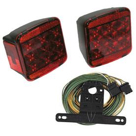 Anderson Trailer V941 LED Complete Rear Trailer Light Kit