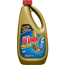 Liquid-Plumr 32-Fl Oz Drain Cleaner Pour Bottle 4460000221