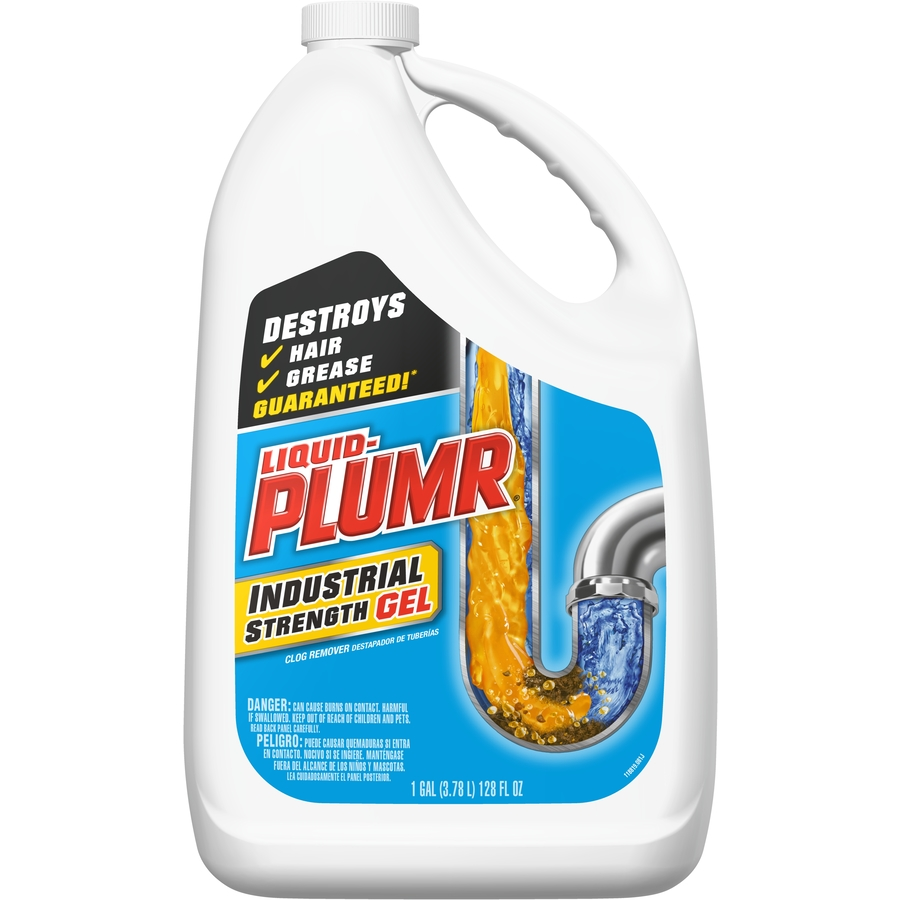 Shop Liquid Plumr 1 Gallon Drain Cleaner At Lowes Com