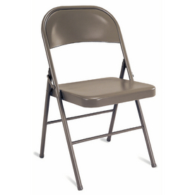 Cosco All Steel Amp Wood Slat Folding Chair From Lowes