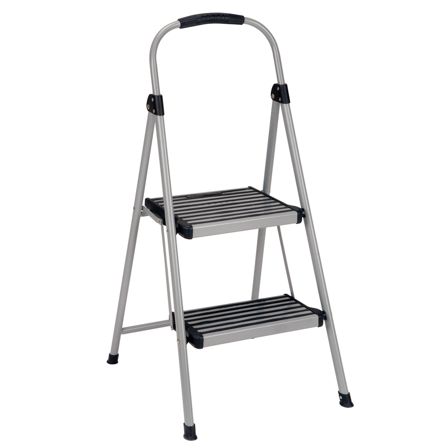 Shop Cosco 2 Step Steel Step Stool At Lowes Com