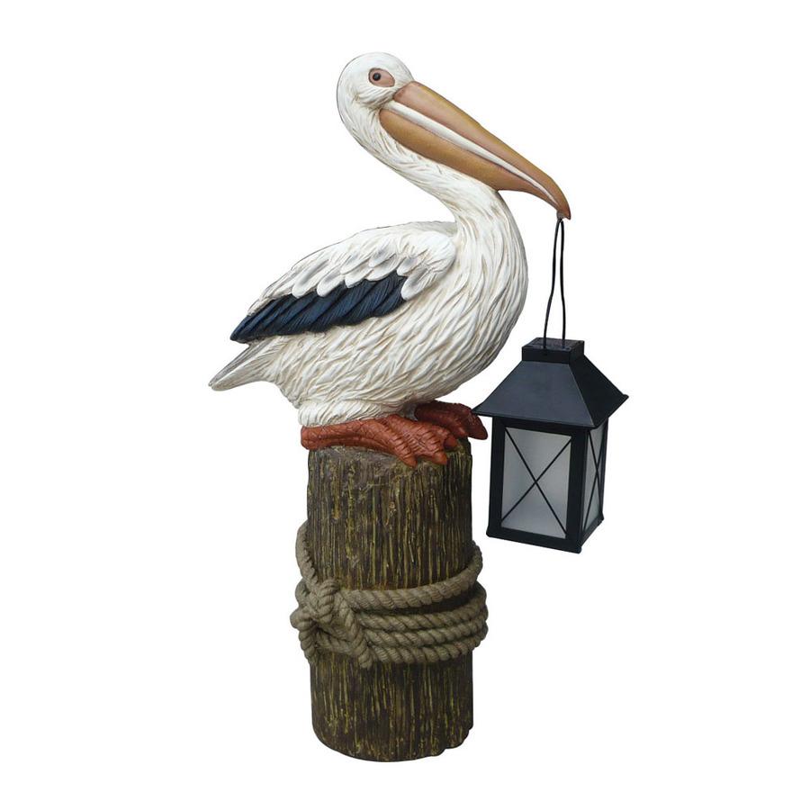 Shop Garden Treasures 22-in H Pelican Garden Statue at ...