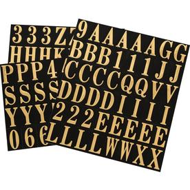 House Letters & Numbers at Lowes com