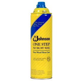 Shop Johnson Wax Professional 22 Oz Fine Wood One Step