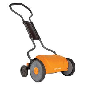 Fiskars 17-In Reel Lawn Mower 362080-1001