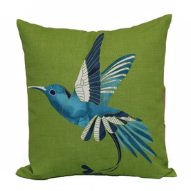 with decorative modern pillow teal pillows concept
