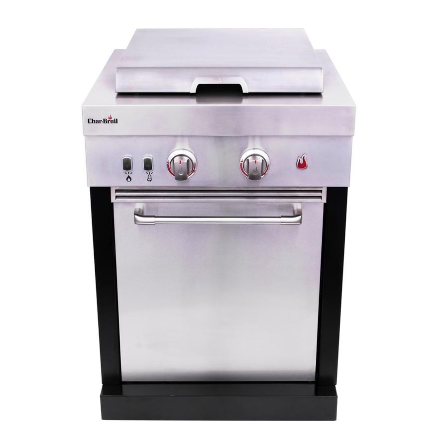 Char-Broil Modular Outdoor Kitchen Medallion Modular Stove Stainless Steel | 463246218