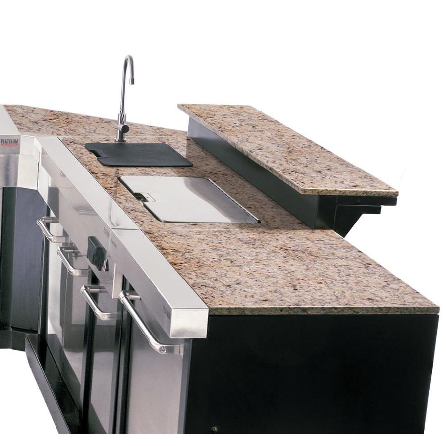 Char-Broil Modular Outdoor Kitchen Medallion Modular Sink and Cooler