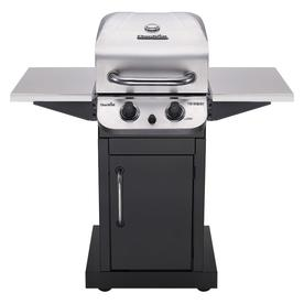 Char-Broil Performance Black And Stainless Steel 2-Burner Liquid Propane Gas Grill 463625219