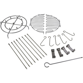 Char-Broil The Big Easy 22-Pack Stainless Steel Tool Set ...