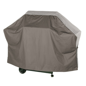 Shop Char Broil Tan Vinyl 5 Ft 5 In Gas Grill Cover At