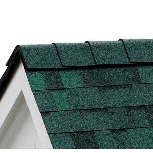 Owens Corning Hip Amp Ridge Asphalt Roof Shingles From Lowes