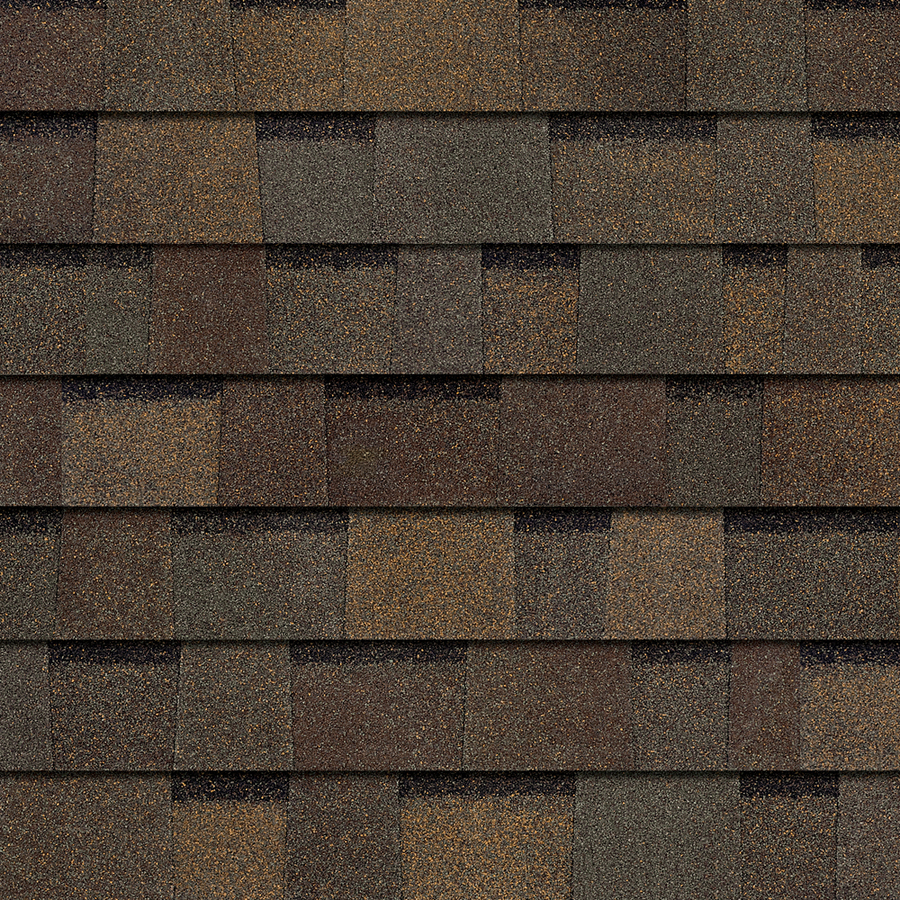 Shop Owens Corning Trudefinition Duration 32 8 Sq Ft Teak